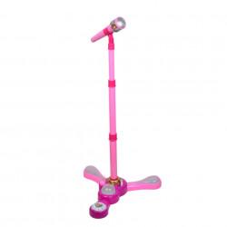 Microfon karaoke pentru fetițe model DS-001-1B