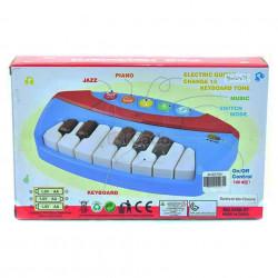 Pian electronic de jucărie cu 13 clape model 5400-27 poza 4