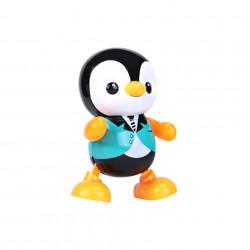 Pinguinul dansator cu lumini și sunete 17178