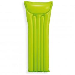 Saltea gonflabilă marca Intex dimensiune 183 x 69 cmMat verde