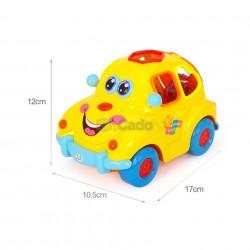 Sortator pentru copii Super Fun Fruit Car - Hola 516 poza 6