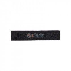 Emblema brodata JeansNew 10.5x2cm