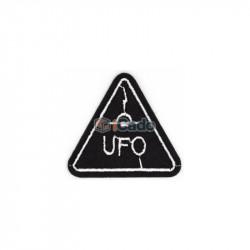 Emblema brodata UFO 4.5x4.5cm