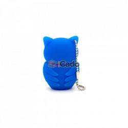 Memorie USB de 16GB în formă de bufnită USB 2.0 albastru poza 2