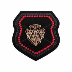Emblema brodata Gucci 5.5x5.5cm