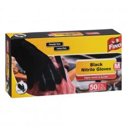 Mănuși Fino din Nitril nepudrate, mărime M