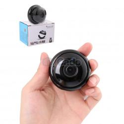 Mini cameră video E06 cu IP (DHCP) și WiFi 1080p poza 5