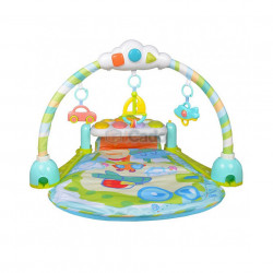 Saltea de joacă cu pian Lay & Play model 8869B poza 2