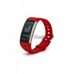 Brățară Fitness Roșie Letine - Smart Bracelet