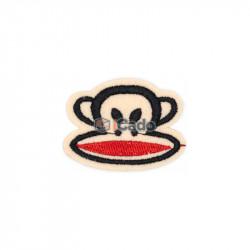 Cap de maimuta brodat 4.5x3.5cm