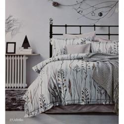 Lenjerie de pat cu 6 piese din bumbac finet 250 x 230 cm LP6PF-5