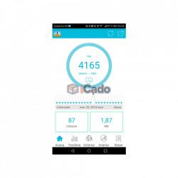 Brățară Fitness Roșie Letine Sistem: Andriod 4.3+ și iOS 8.0+ poza 2