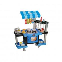 Bucătărie de jucărie cu sunete și lumini 383-008