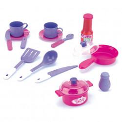 Bucătărie de jucărie cu sunete și lumini, Kitchen Set model 008-26 poza 2