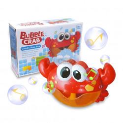Crabul care face spumă și cântă Baia copilului va fi mai distractivă poza 2