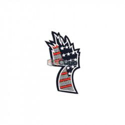Emblema brodata 7 5.5x10cm