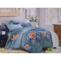 Lenjerie de pat cu 6 piese din bumbac finet 240 x 220 cm LP6PF-36