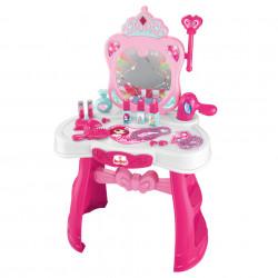 Măsuță de machiaj (toaletă) pentru fetițe