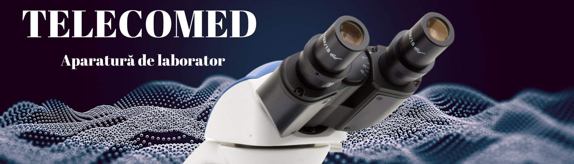 microscopic.ro aparatura de laborator Telecomed