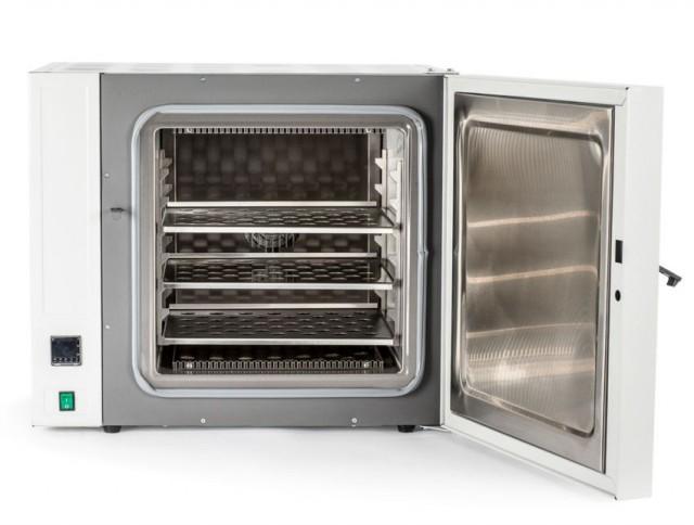 etuva de laborator 58 litri ventilate fortata interior. Black Bedroom Furniture Sets. Home Design Ideas