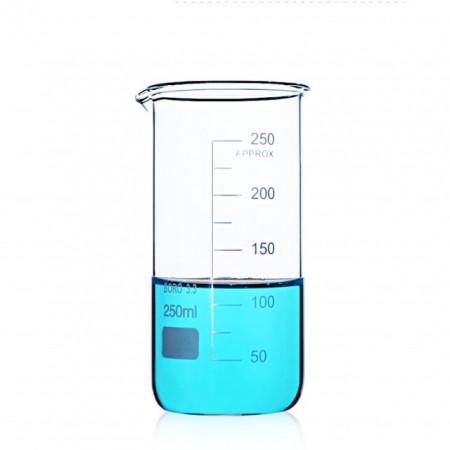 Pahar Berzelius forma inalta 250 ml