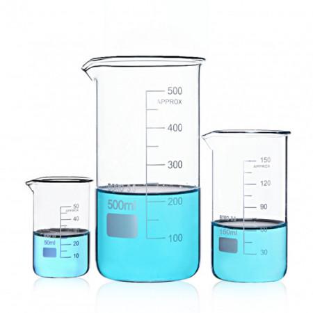pahar Berzelius 400 ml forma inalta