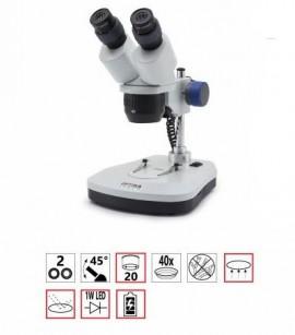 Stereomicroscop Optika 20x-40x SFX31