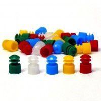 Dopuri din plastic pentru eprubete 15-16 mm