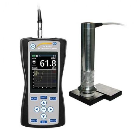 Durimetru cu ultrasunete PCE-3500