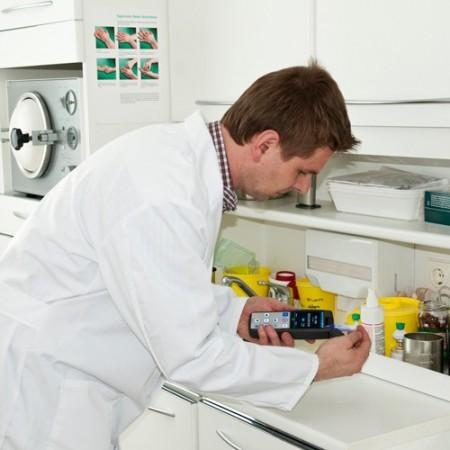 Tester sanitatie luminometru Lumitester PCE-ATP 1