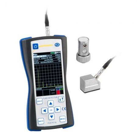 Aparat pentru măsurarea grosimii materialului, defectoscop, PCE-FD20