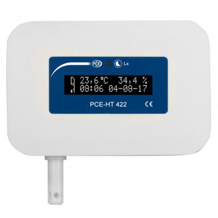 Aparat de masurat calitatea aerului PCE-HT422
