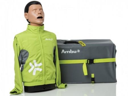 Manechin resuscitare AMBU MAN AIRWAYS