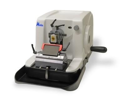 Microtom manual rotativ avansat Nahita