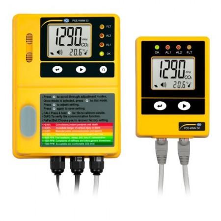 Detector de gaz CO2 PCE-WMM50