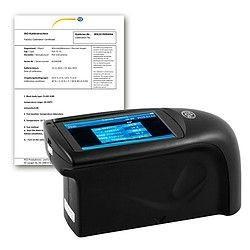 Glossmetru cu software si certificat de calibrare PCE GM60