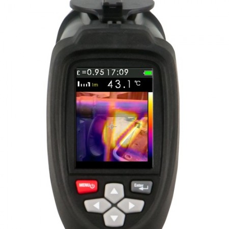 Camera foto in infrarosu HVAC PCE-TC 28