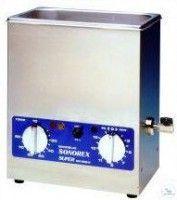Baie ultrasonica 4 litri cu incalzire Sonorex Super RK 103H