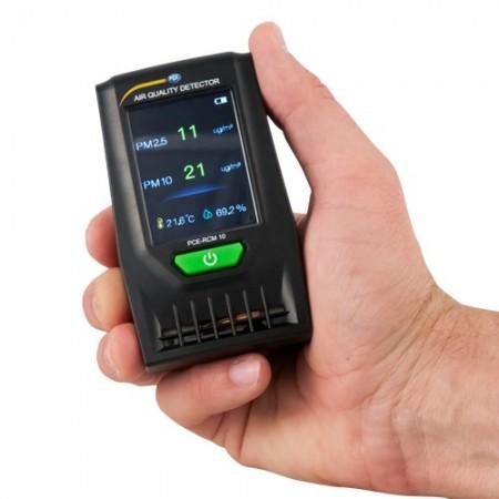 Detector de poluare PCE-RCM10
