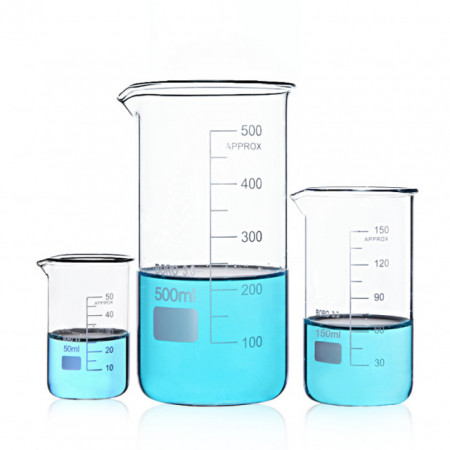 pahar berzelius 150 ml forma inalta