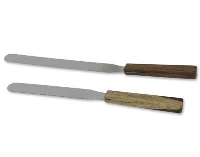 Spatula cu maner lemn 100x20x100