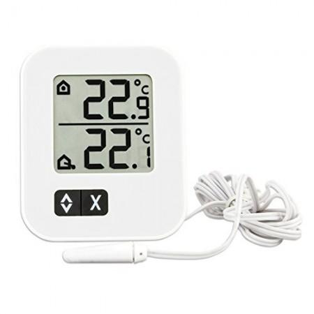 Termometru digital pentru interior si exterior