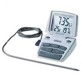Termometru-timer pentru etuva -10+200