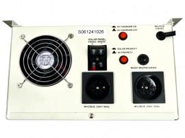 UPS invertor sinus pur 24V 1400 Watt, incarcator solar 30A MPPT inclus