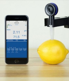 Electrod inteligent de pH HALO wireless pentru alimente FC2022