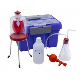 Trusa didactica experimente respiratie