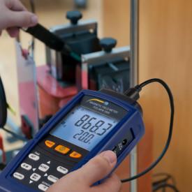 Aparat pentru campuri magnetice PCE-MFM3500