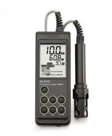 Oxigenometru pentru piscicultura HI9147-10 cu cablu 10 m