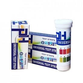 Hartie de pH 0-14