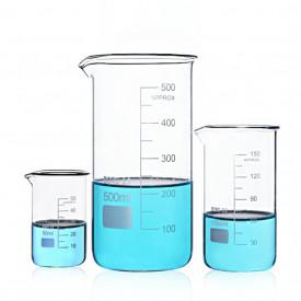 Pahar Berzelius forma inalta 600 ml